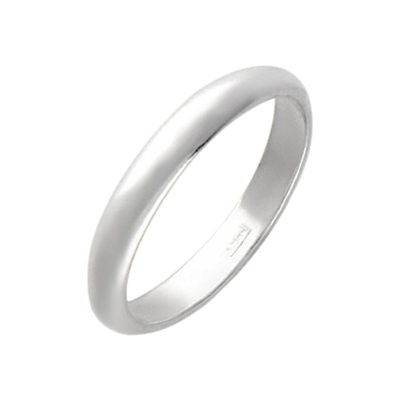 Гладкое обручальное кольцо